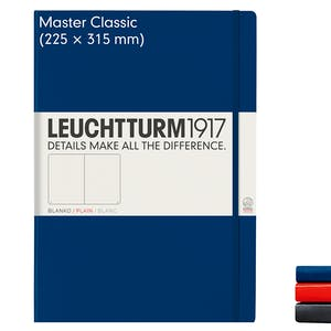 Leuchtturm1917 master classic journal