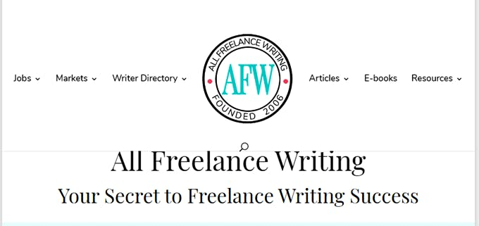 All Freelance Writing