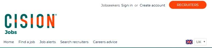 Cision Jobs