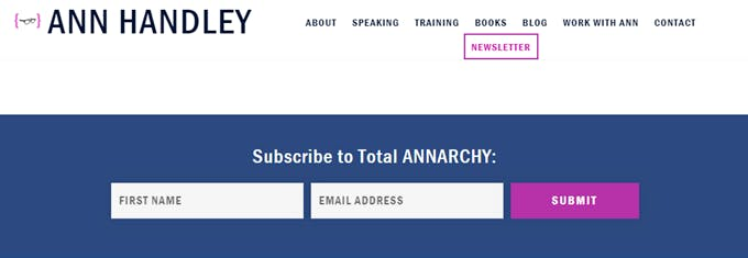 Total Annarchy
