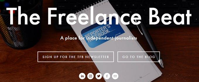 The Freelance Beat