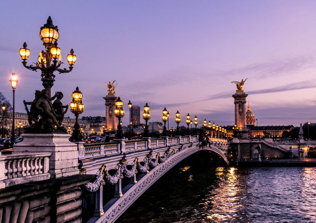 Paris, France: An obvious add-on to the best cities for writers.